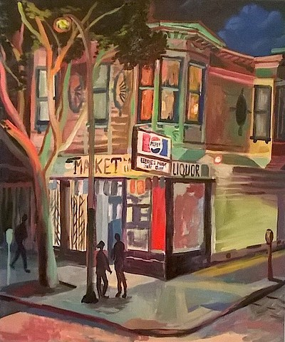 24th Street. SF