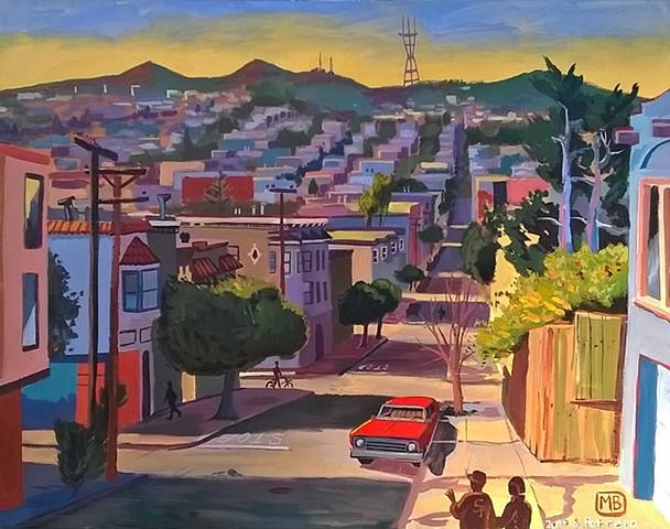 20th and Potrero