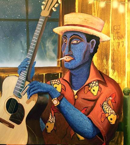 Blues Man Avatar, Disney, Mcdonald's, Please help