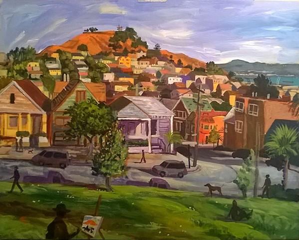 Bernal Heights