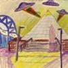 Memphis Pyramid. By Georgia Mcgovern