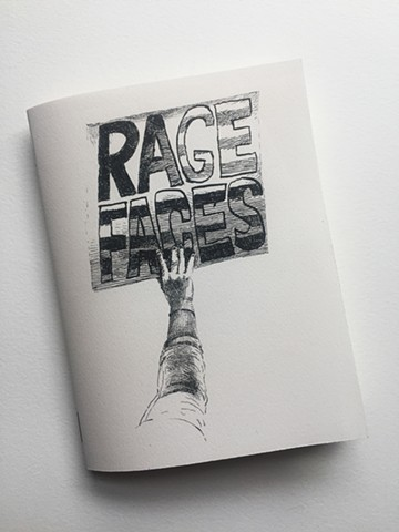 Rage Faces (detail - cover)