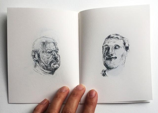 Rage Faces (detail)