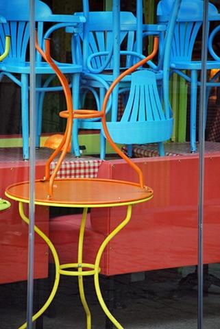 Les Tables, Montmartre