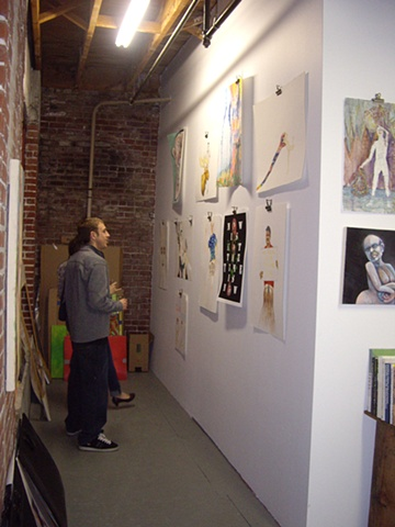 Open Studio (Feb. 2010)
