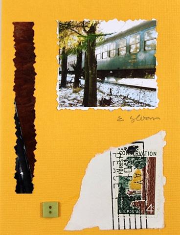 Czechoslovakia Train