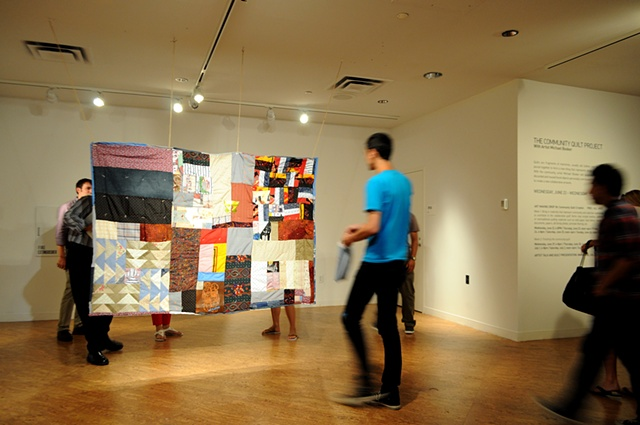 The Community Quilt Project