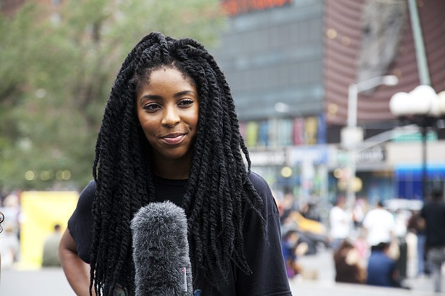 Jessica Williams The Daily Show