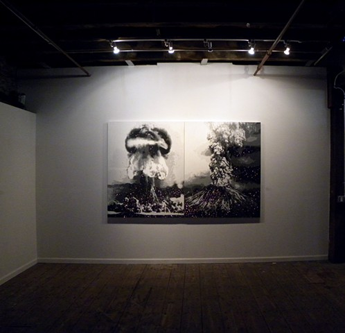 Smoke Signals [Installation view]