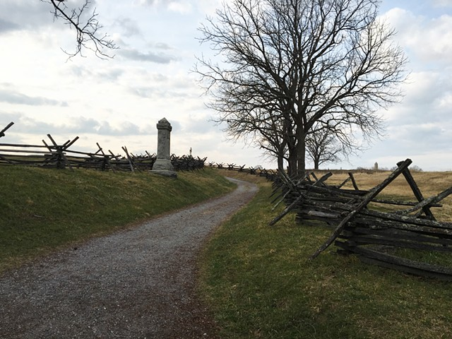 Bloody Lane, Antietam
