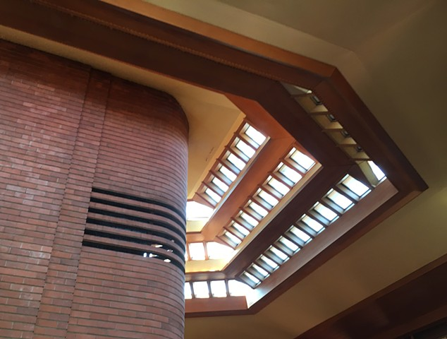 Wingspread, Frank Lloyd Wright