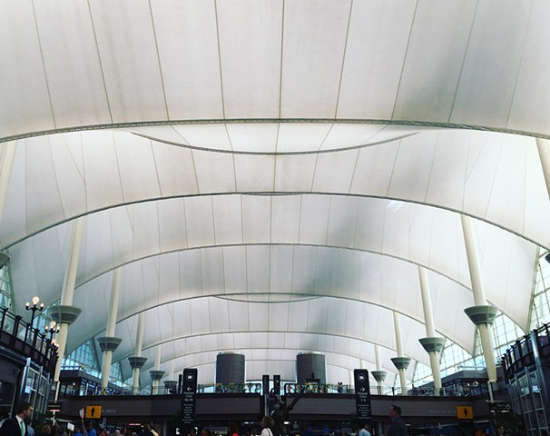 Denver International Airport, Fentress Architects