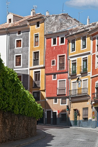 Amazing Colours of Cuenca Spain