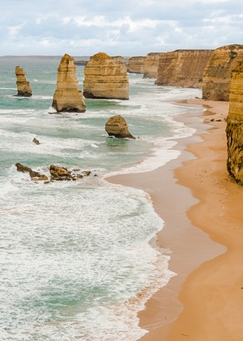 The highlight of a roadtrip on the Great Ocean Road in Australia