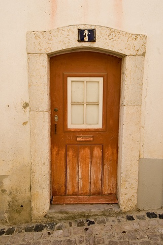 A Door in Portugal