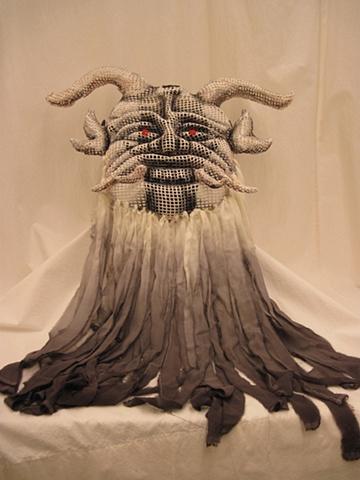 Demon Mask- 1001 Grains of Sand