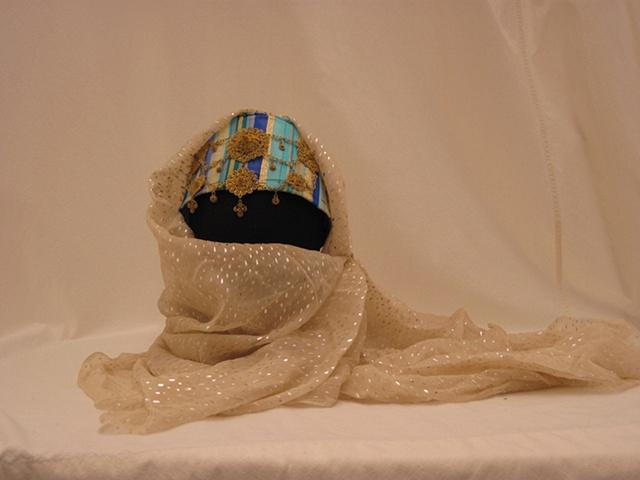 Leader Pilgrim Hat- 1001 Grains of Sand