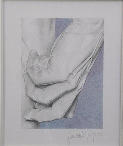 David's Hand (After Michelangelo) © 2005