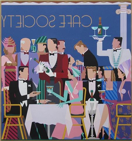 Cafe Society © 1987