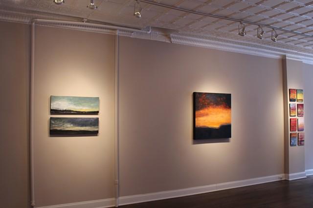 Illuminato, Solo Show at s.h.e.gallery, Boonton, NJ