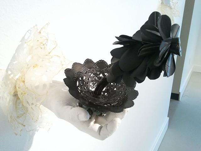 installation at the Austin Museum of Art - Laguna Gloria
