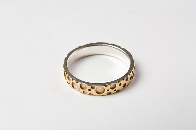 Dan Stack's wedding ring