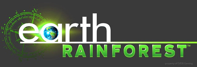 Earth: Rainforest Logo