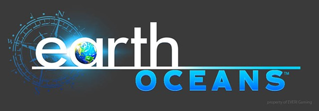 Earth: Oceans Logo