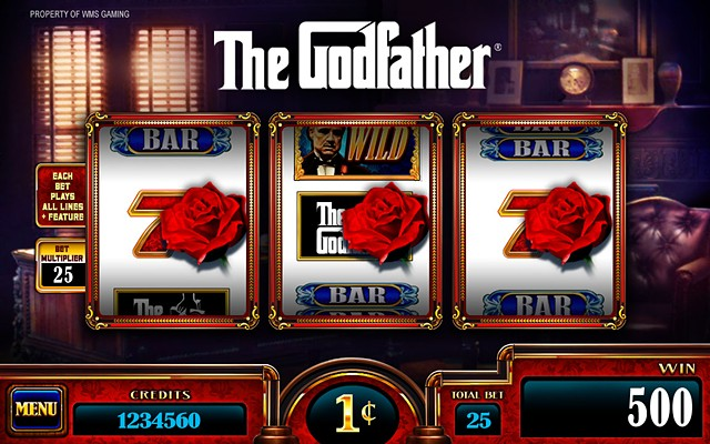 The Godfather 3RM, Base Screen