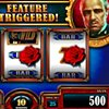 The Godfather, Free spins screen