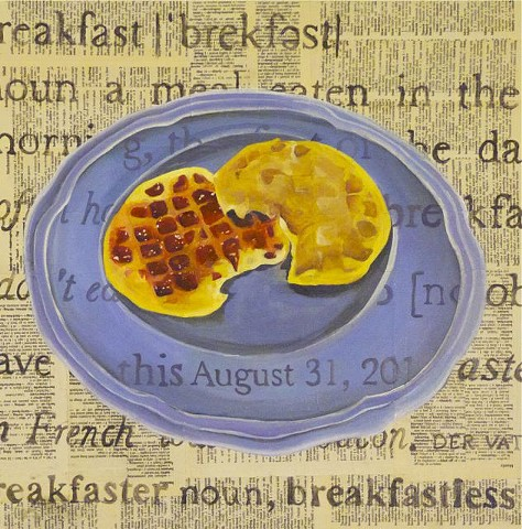 A Month of Breakfast - August 31