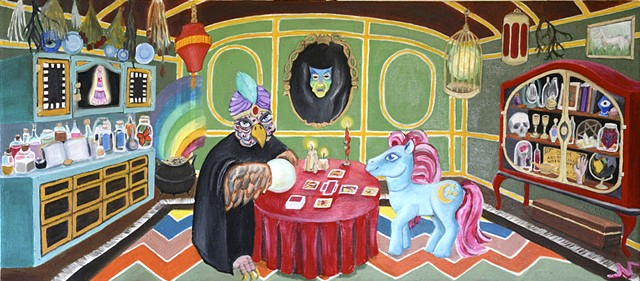 My Little Pony and Fortune Teller