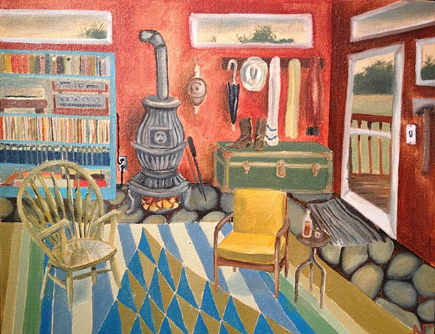 Living Room #5-SOLD