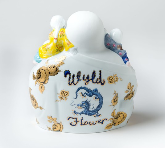 back, Wyld Flower