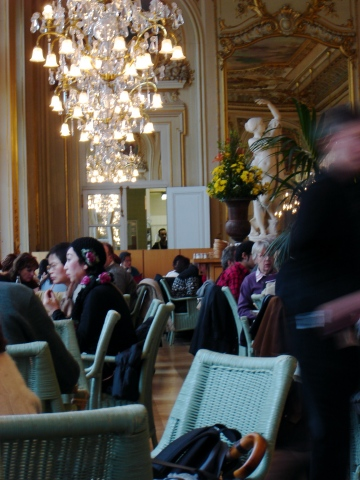 Restaurant in the Musee d'Orsay