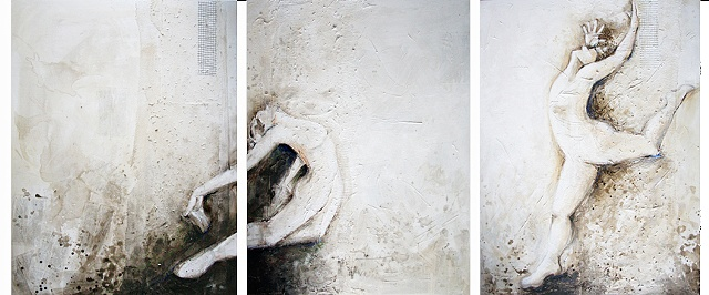 """The Dance""  Triptych"
