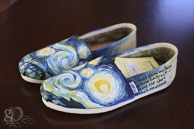 Starry Night Toms Commission