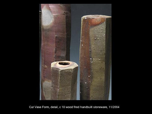 Cut Vase Form, Detail
