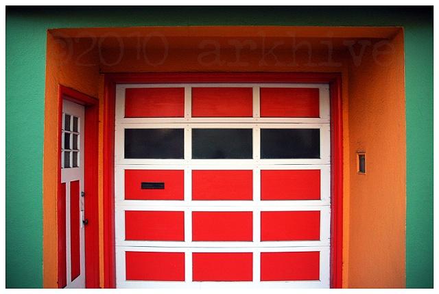 garage door I