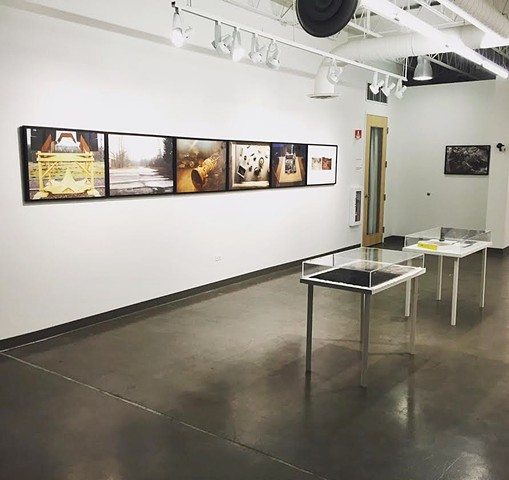 Solo Exhibitions/projects