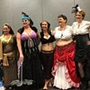 Mystic Hips Belly Dance at Fandom Fest July 2016