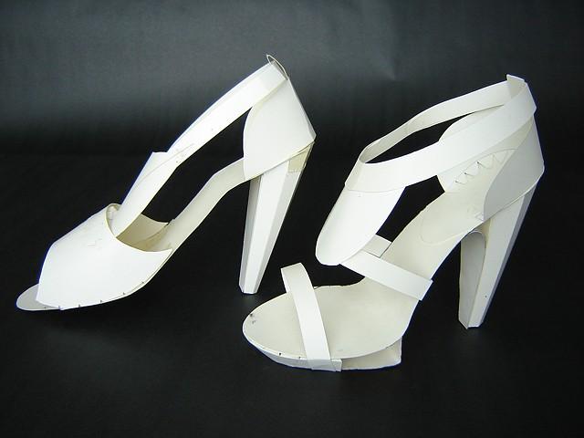 3-D Design, FVCC Shoe