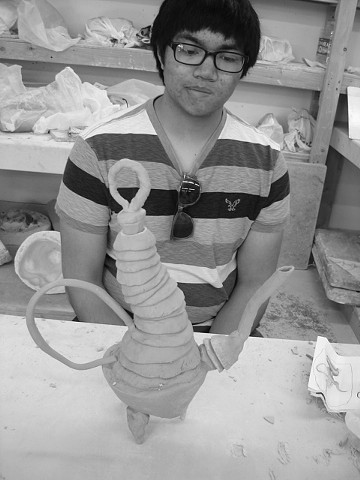 Introduction to Ceramics, FVCC Teapot Assignment