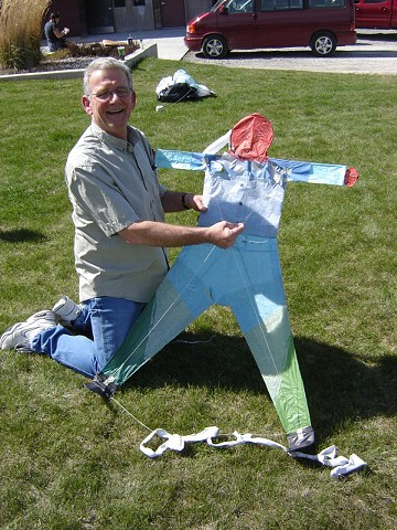 3-D Design, FVCC Kite Design