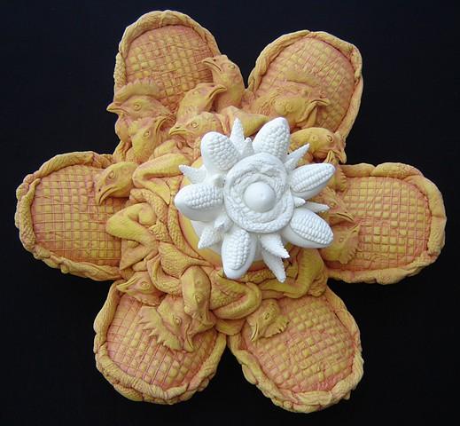 Cheekin Flower (where chicken comes from)