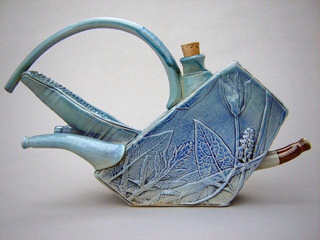 Hopper Teapot