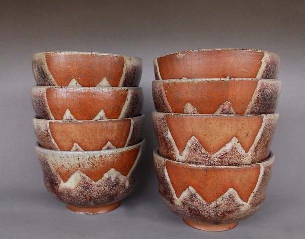 First Semester Pottery Student, UALR