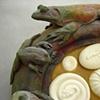 Frog Pool, detail