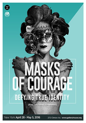 Masks Of Courage: Defying True Identity