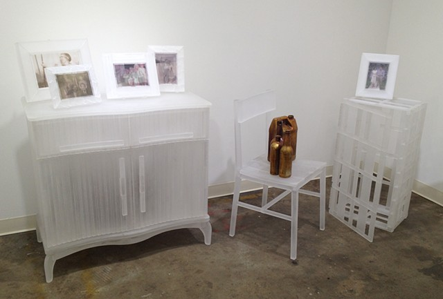 Memory Pore (installation view)